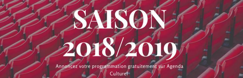 Annoncer votre programmation 2018/2019
