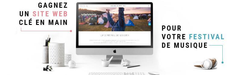 Gagnez Votre Site Web Professionnel