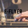 E flyer pack